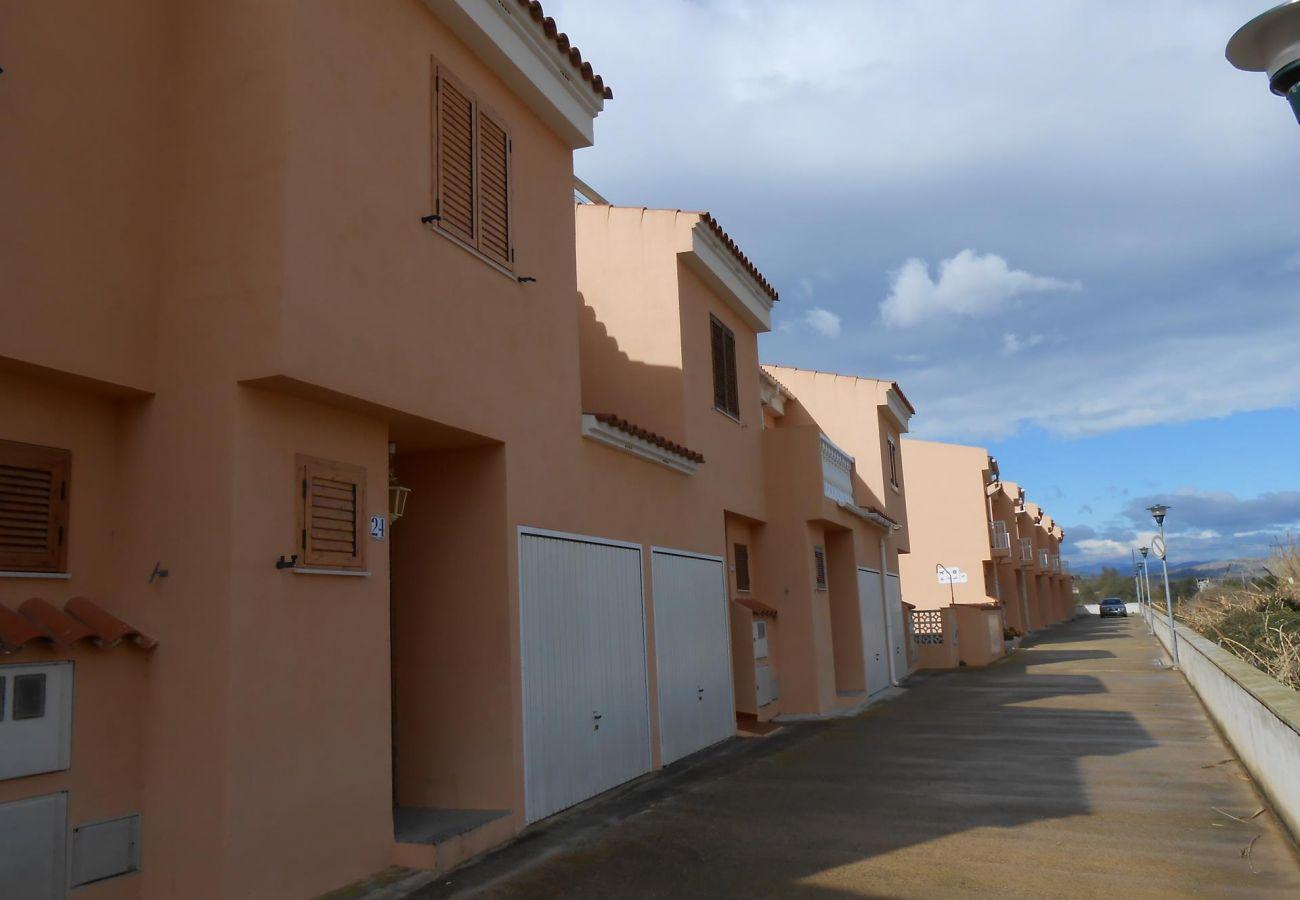 Bungalow en Peñiscola - PERGOLAS