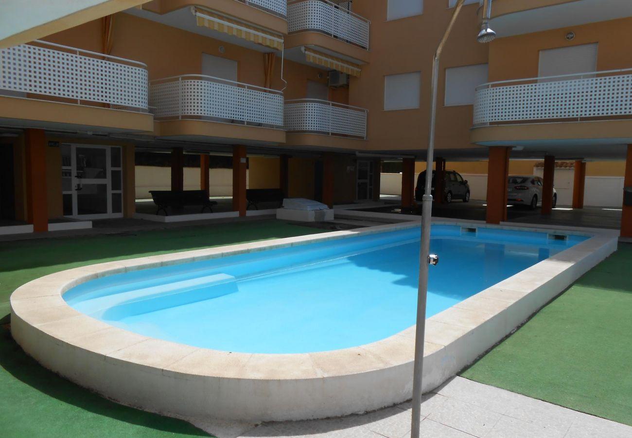Apartamento en Peñiscola - LOS PINOS