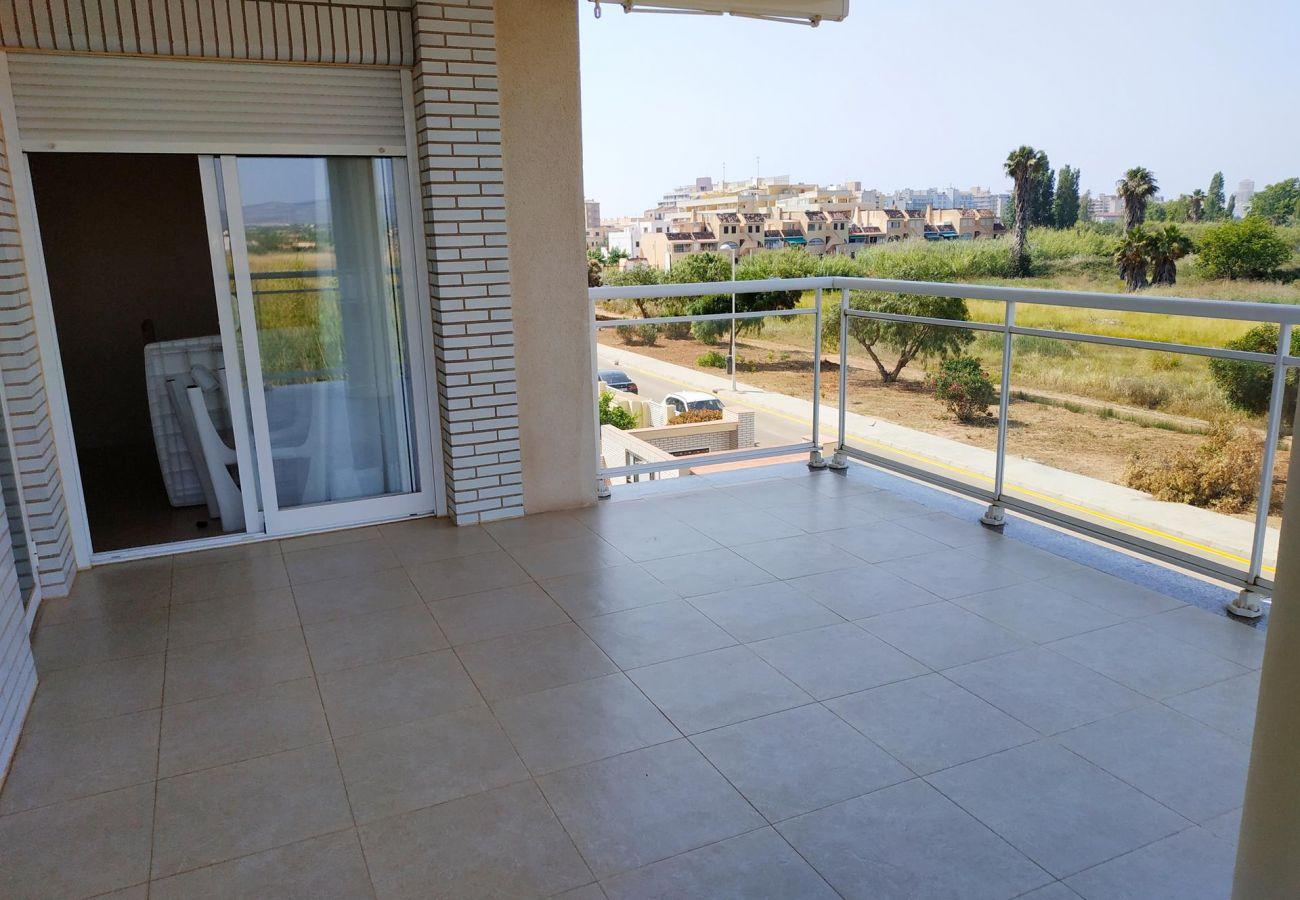 Apartamento en Peñiscola - LA CALETA