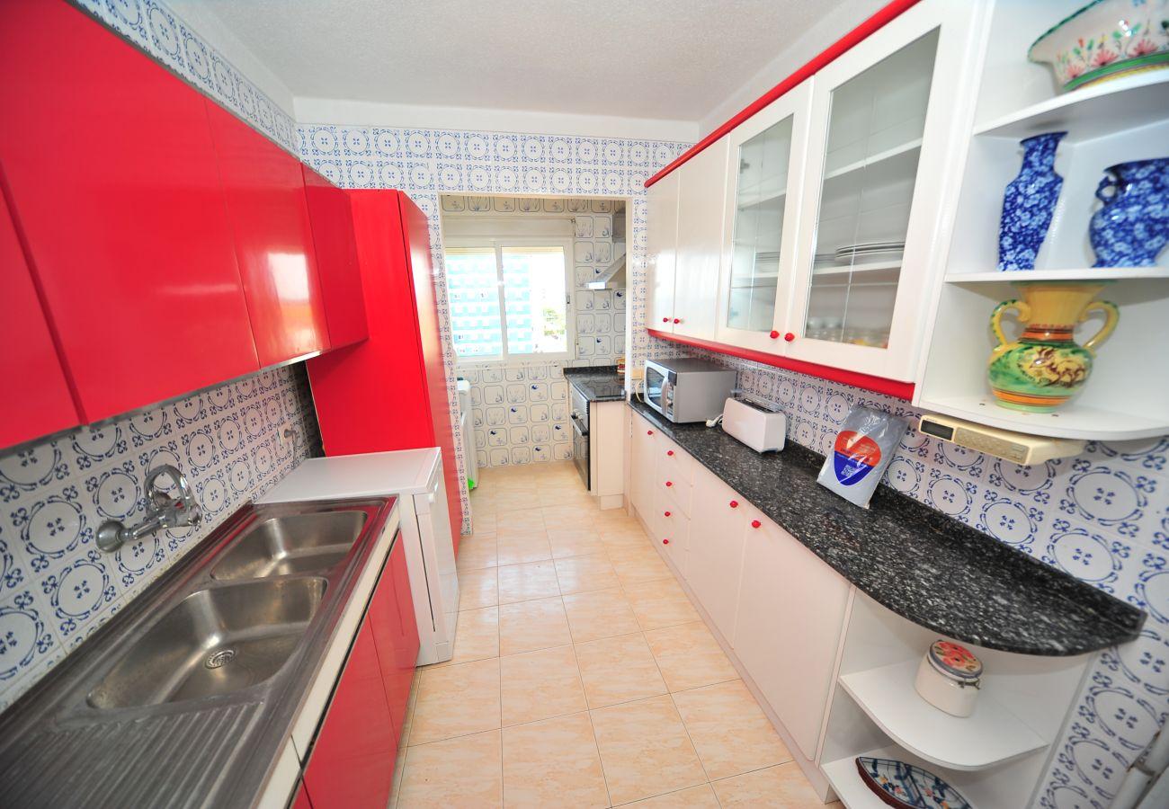 Apartamento en Benicàssim - ESTORIL BLQ 1