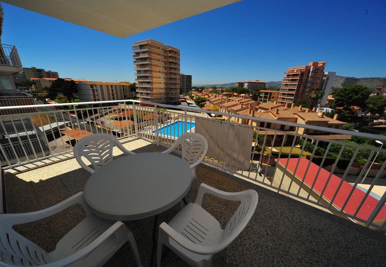 Apartamento en Benicàssim - ESTORIL BLQ 2