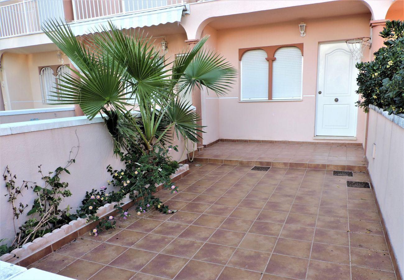 Casa adosada en Peñiscola - LAS VILLAS