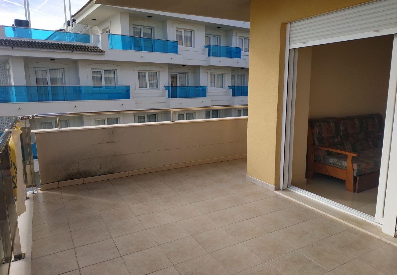 Apartamento en Peñiscola - MOLI DE VENT