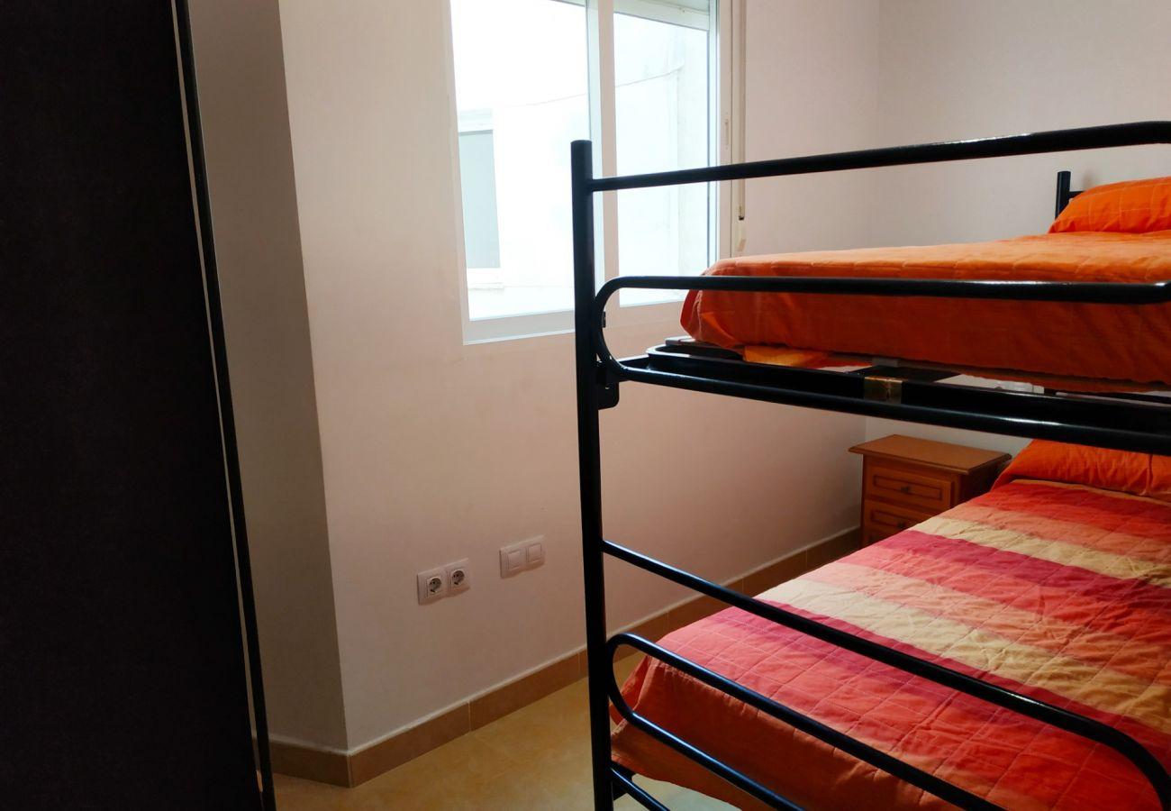 Apartamento en Peñiscola - LAS MARINAS