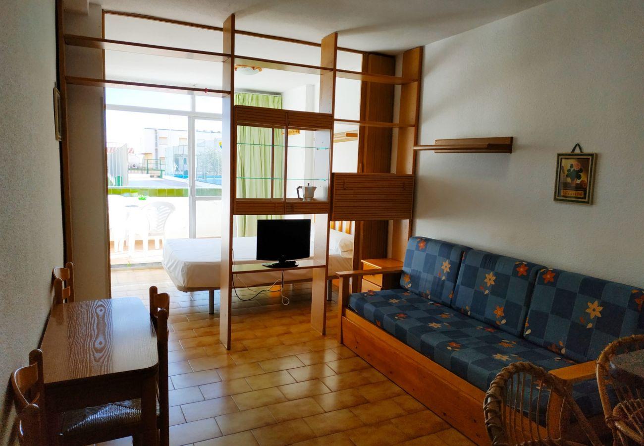 Estudio en Peñiscola - PENISCOLA PLAYA