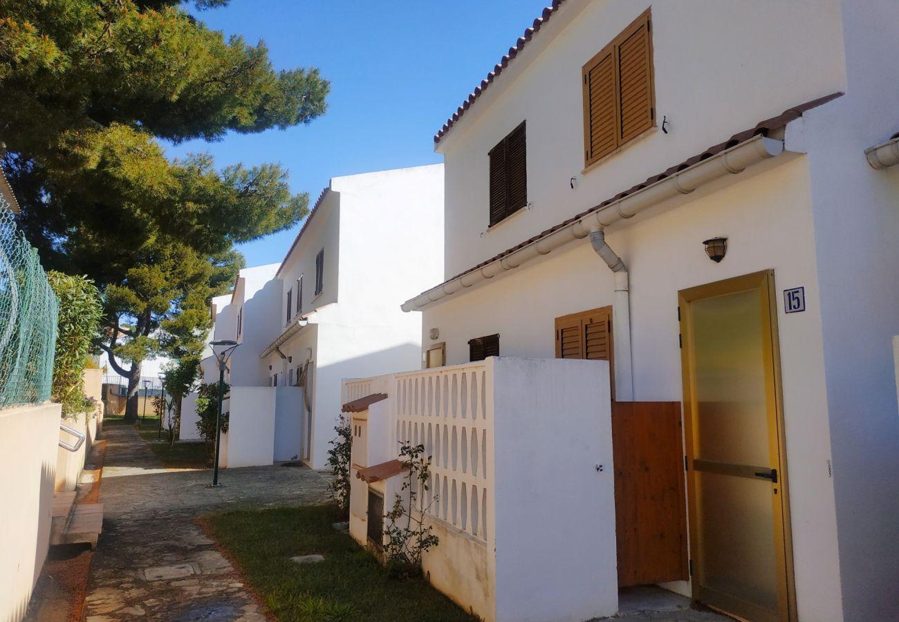Casa adosada en Peñiscola - LA COVA