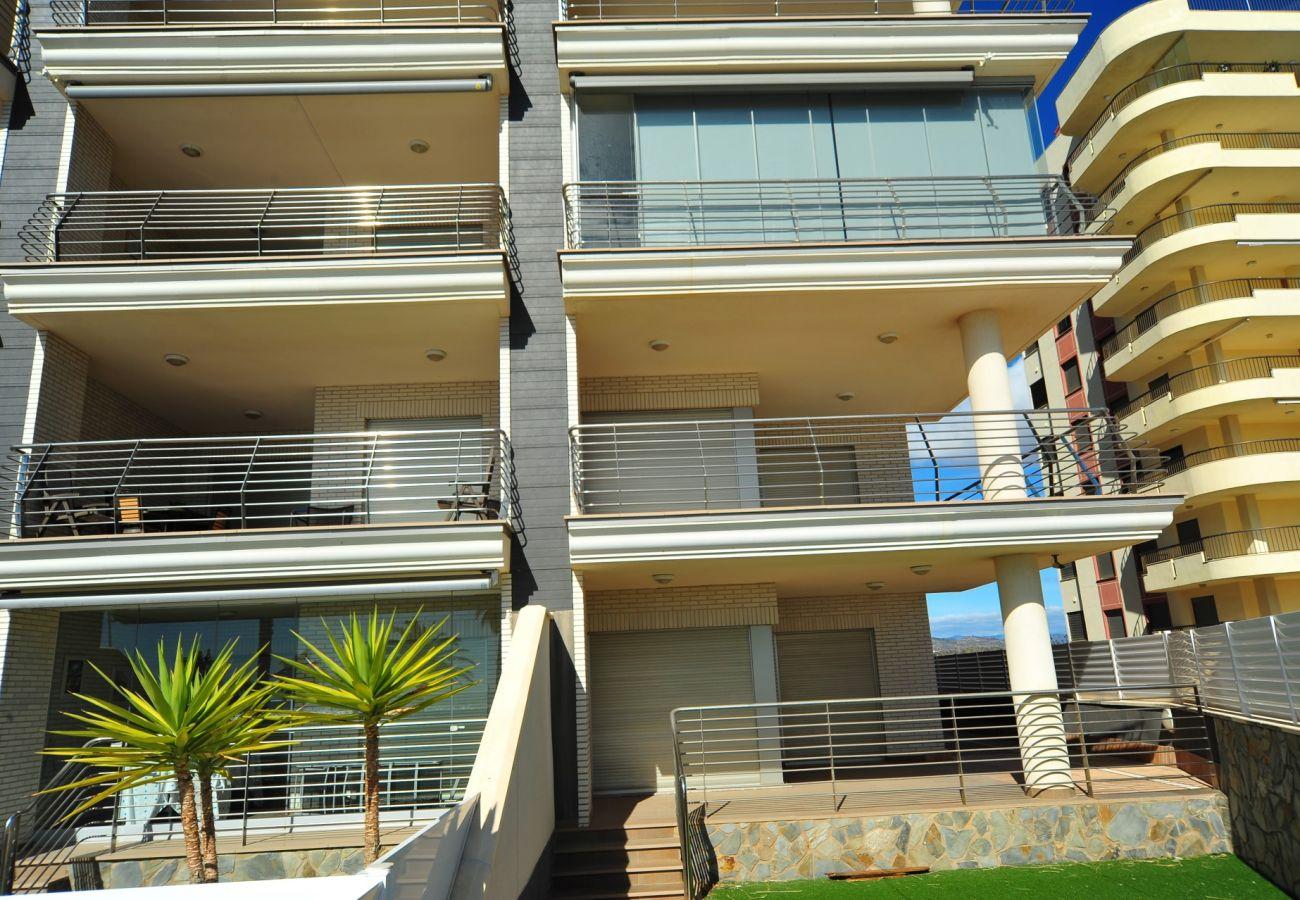 Apartamento en Peñiscola - PLAYA NORTE
