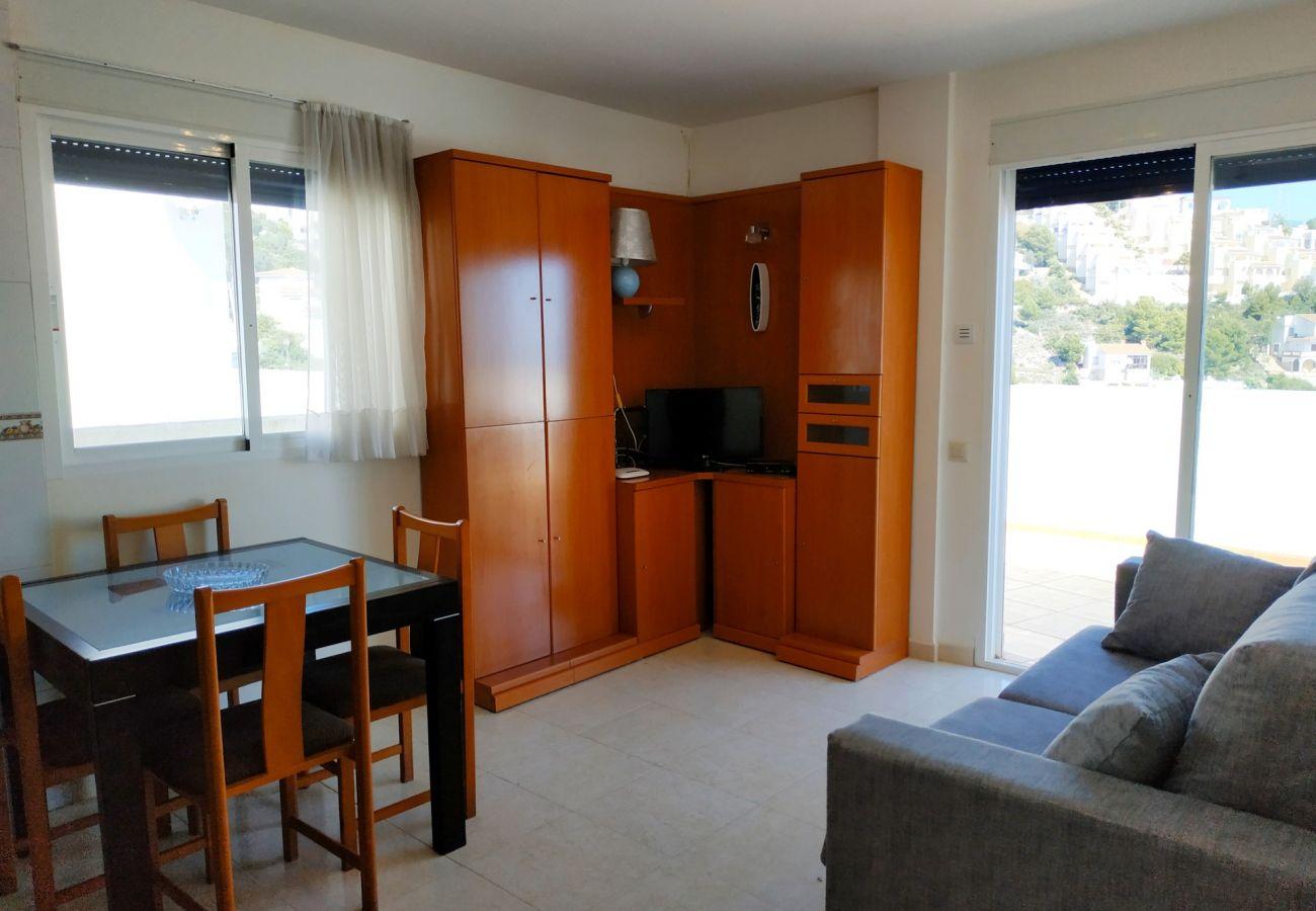 Apartamento en Peñiscola - MONTEMAR