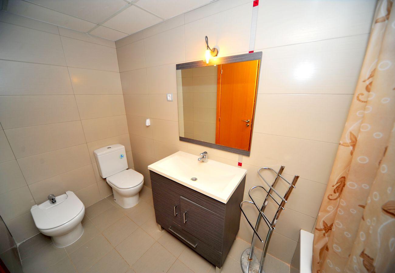 Apartamento en Alcoceber / Alcossebre - ALCOSSEBRE VILLAGE II