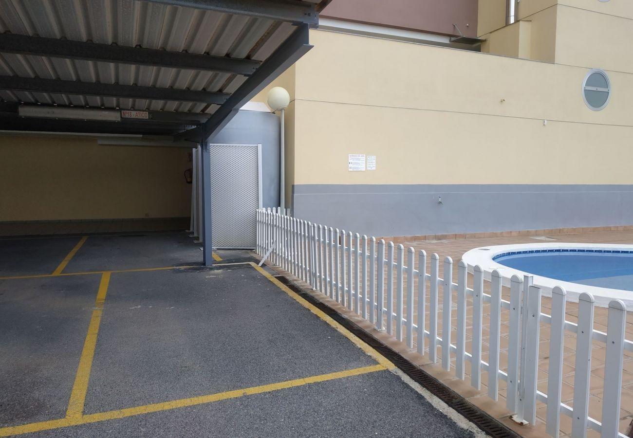 Garaje/Parking en Peñiscola - POMPEYA