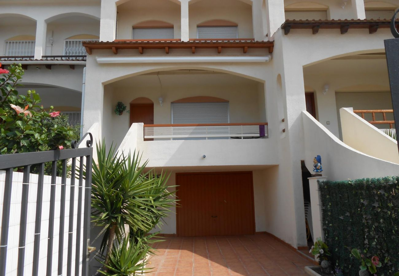 Casa adosada en Peñiscola - PENISMAR II