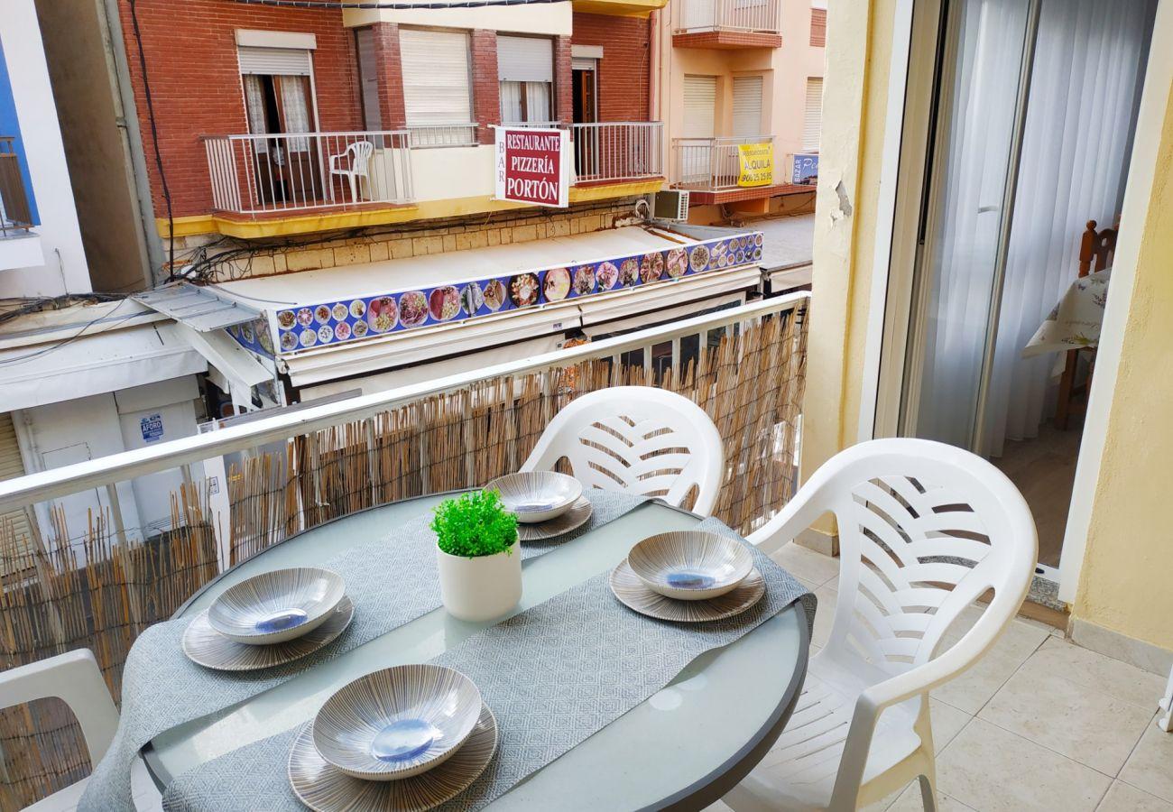 Apartamento en Peñiscola - ZONA CENTRO II
