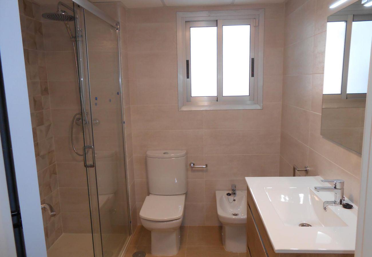 Apartamento en Peñiscola - ALBATROS