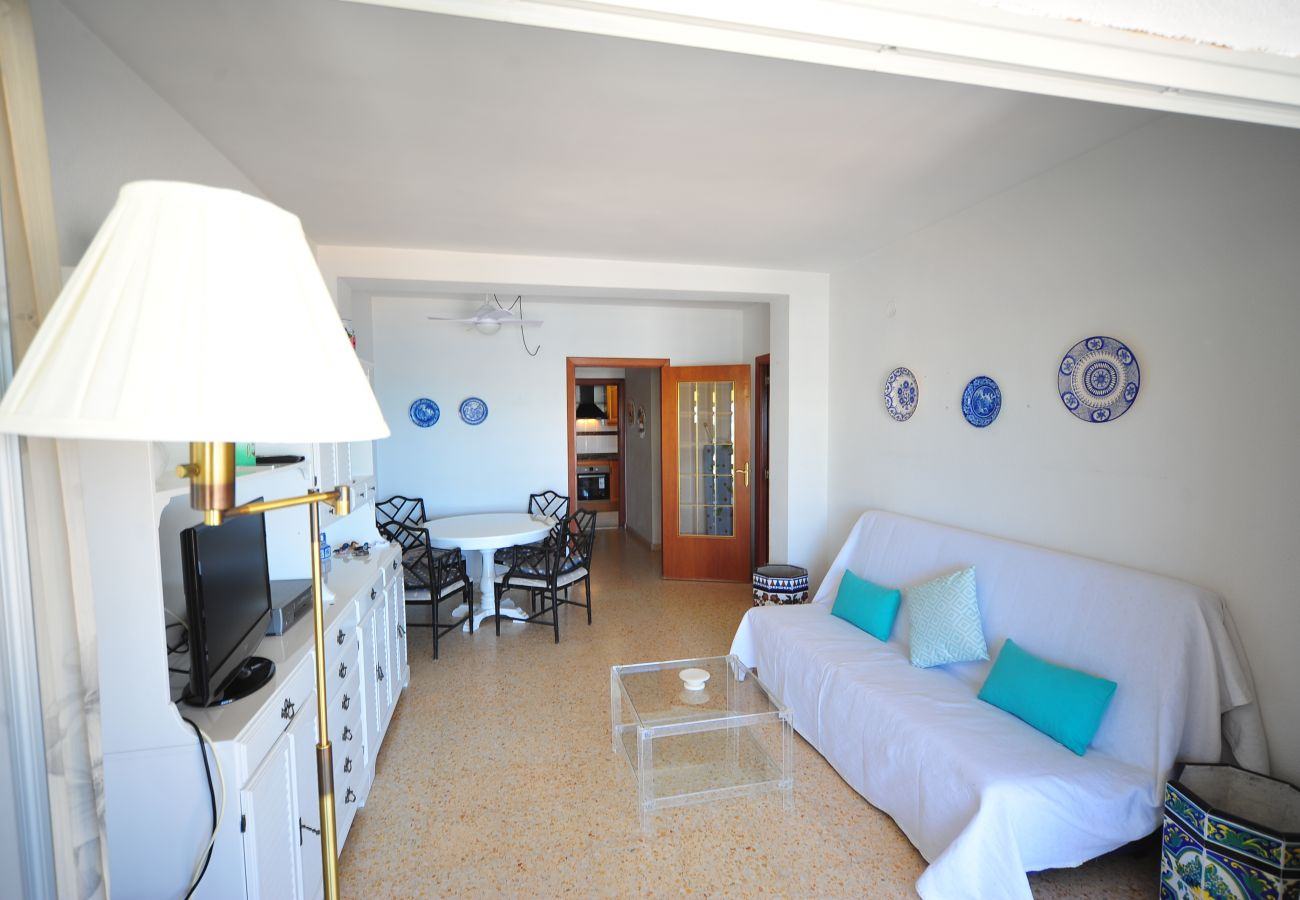 Apartamento en Benicàssim - ESTORIL BLQ 4