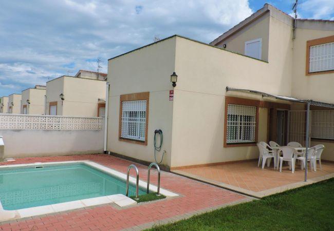 Villa in Peñiscola - LAS NORIAS