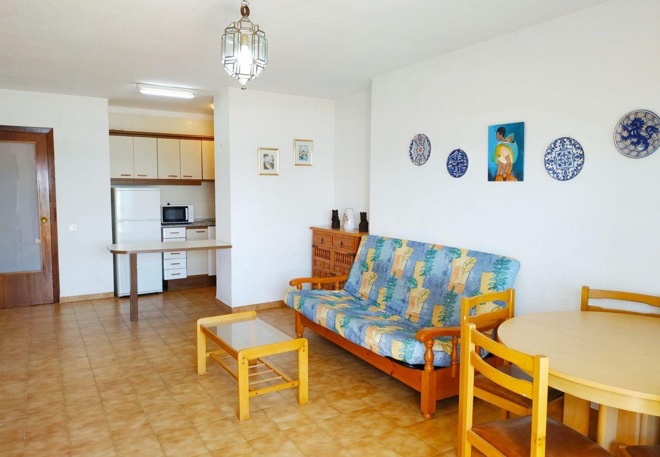 Apartment in Peñiscola - EL PARAISO