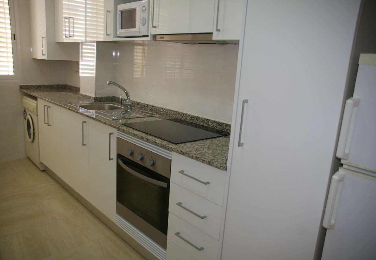 Apartment in Benicàssim - MADEIRA