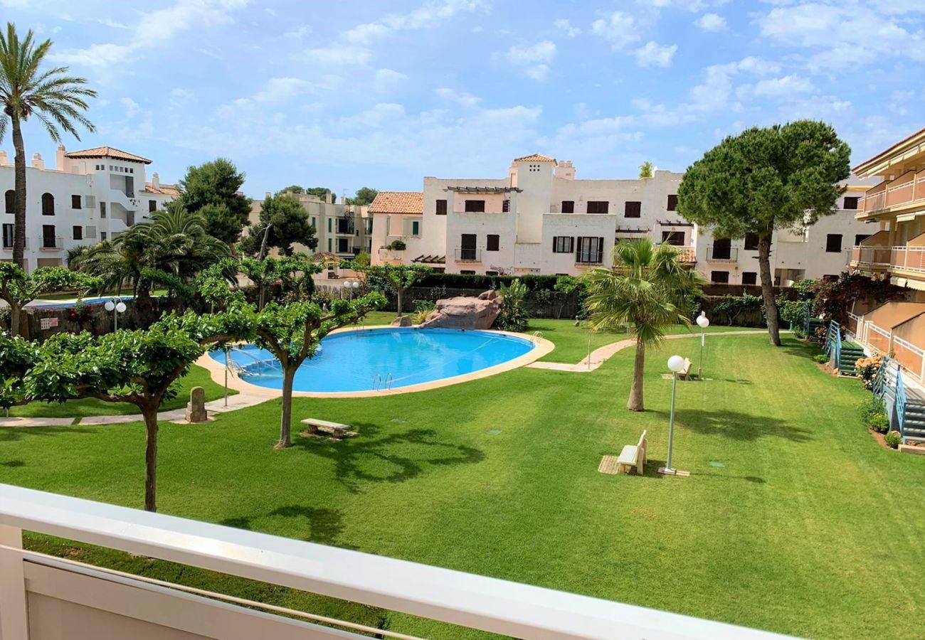 Apartment in Alcocebre / Alcossebre - EL CASTELL