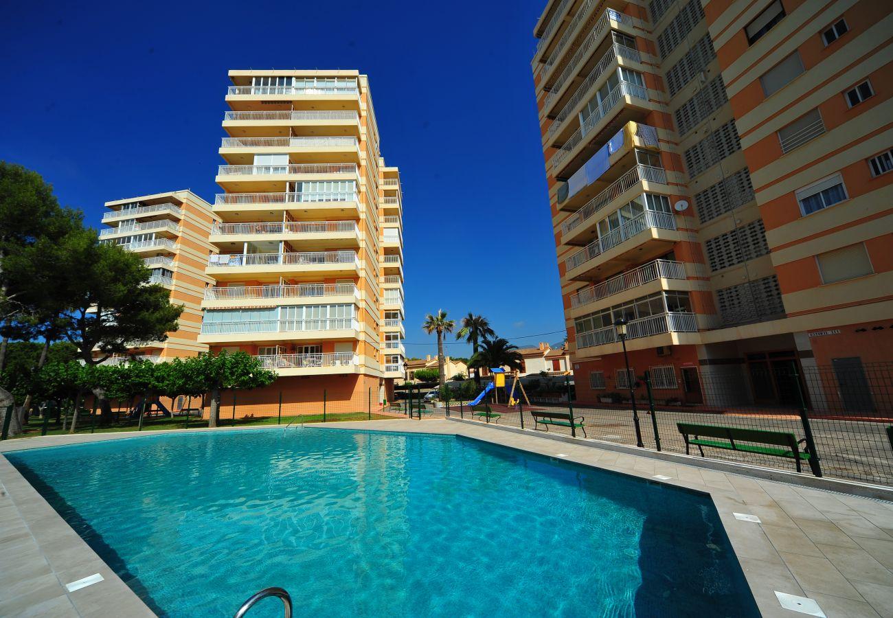 Apartment in Benicàssim - ESTORIL BLQ 3