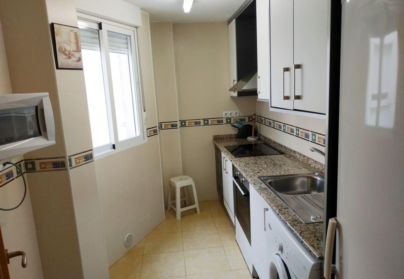 Apartment in Peñiscola - LAS MARINAS