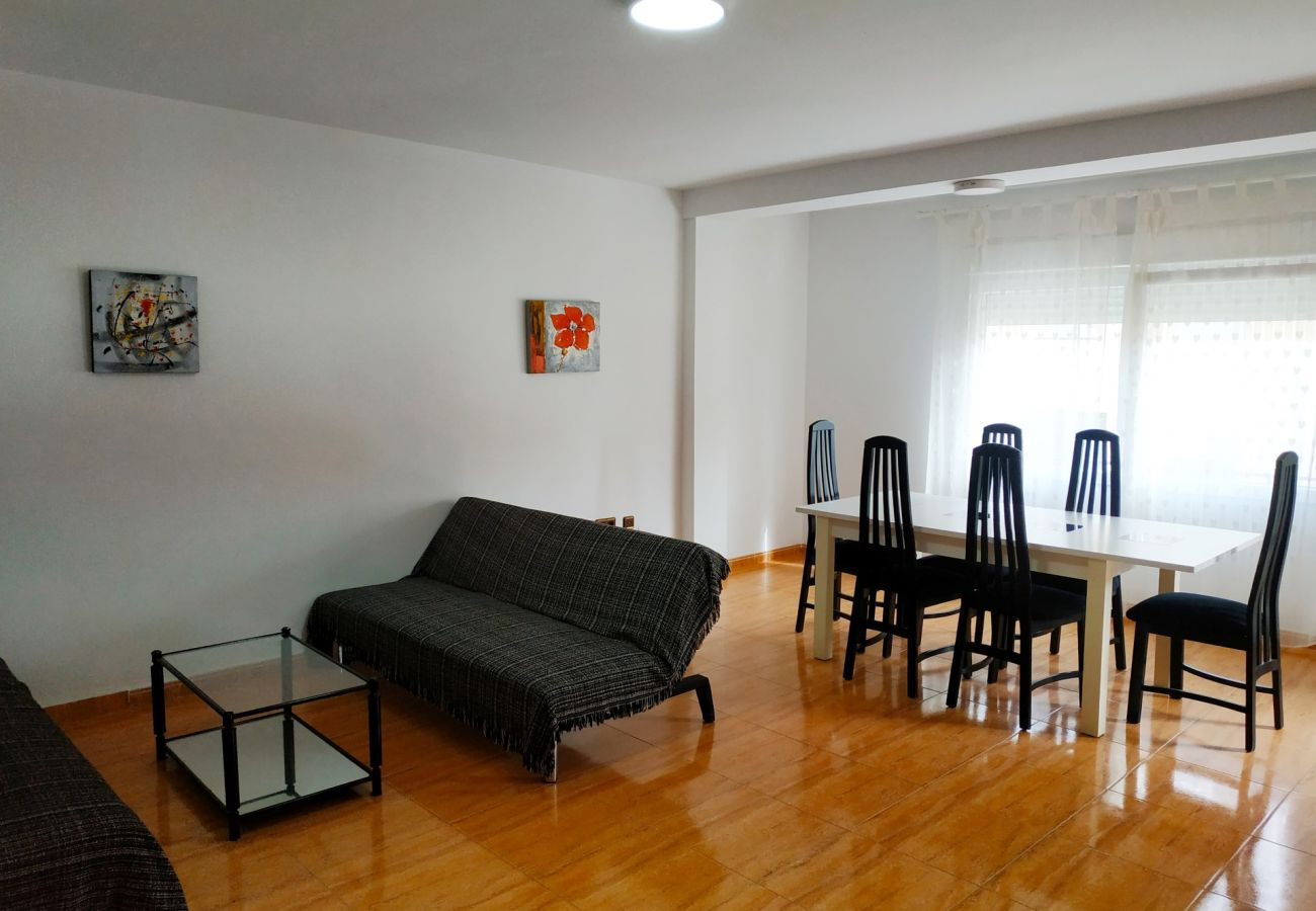 Apartment in Peñiscola - ZONA CENTRO III