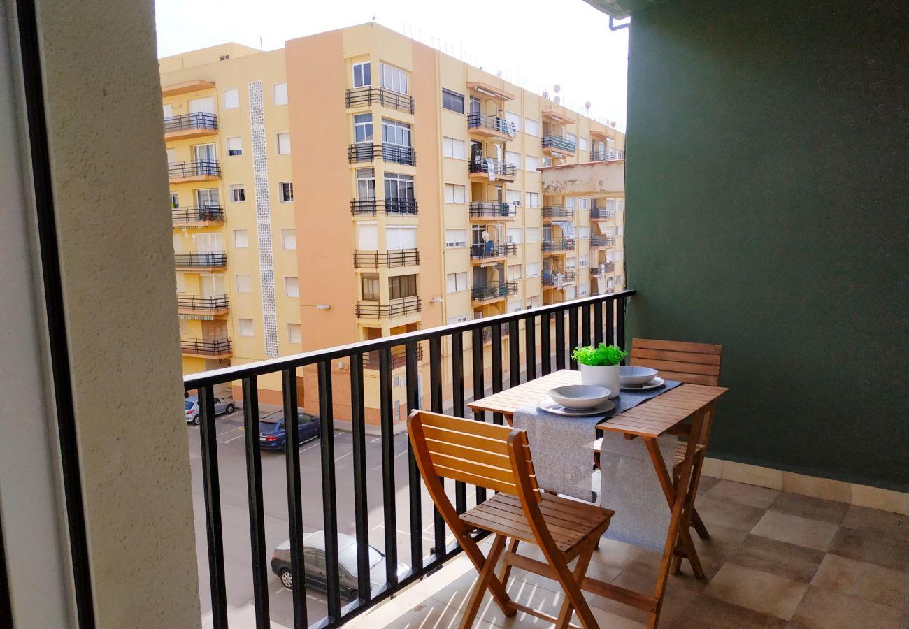 Apartment in Peñiscola - ZONA CENTRO III