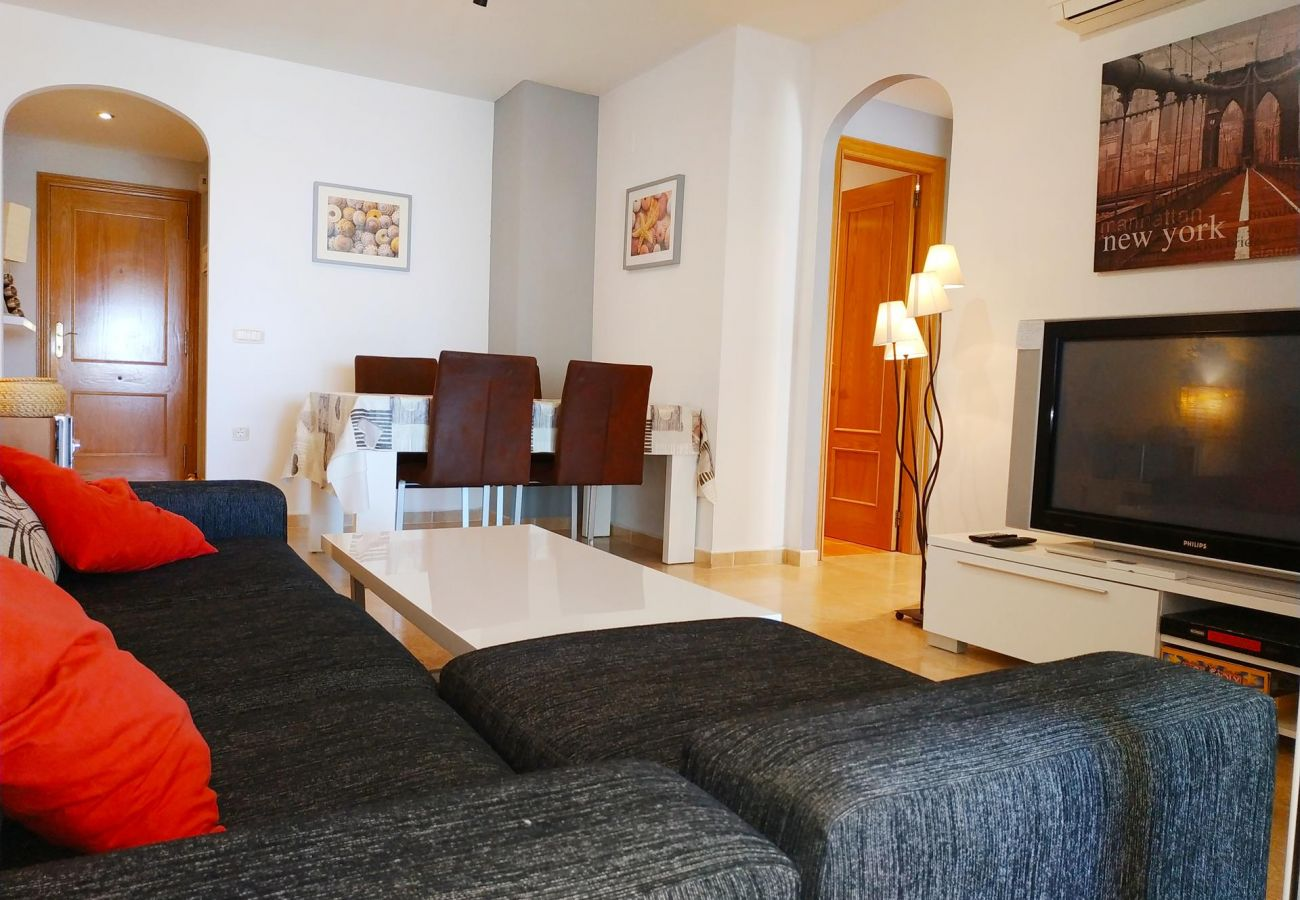 Apartment in Peñiscola - LA VOLTA II