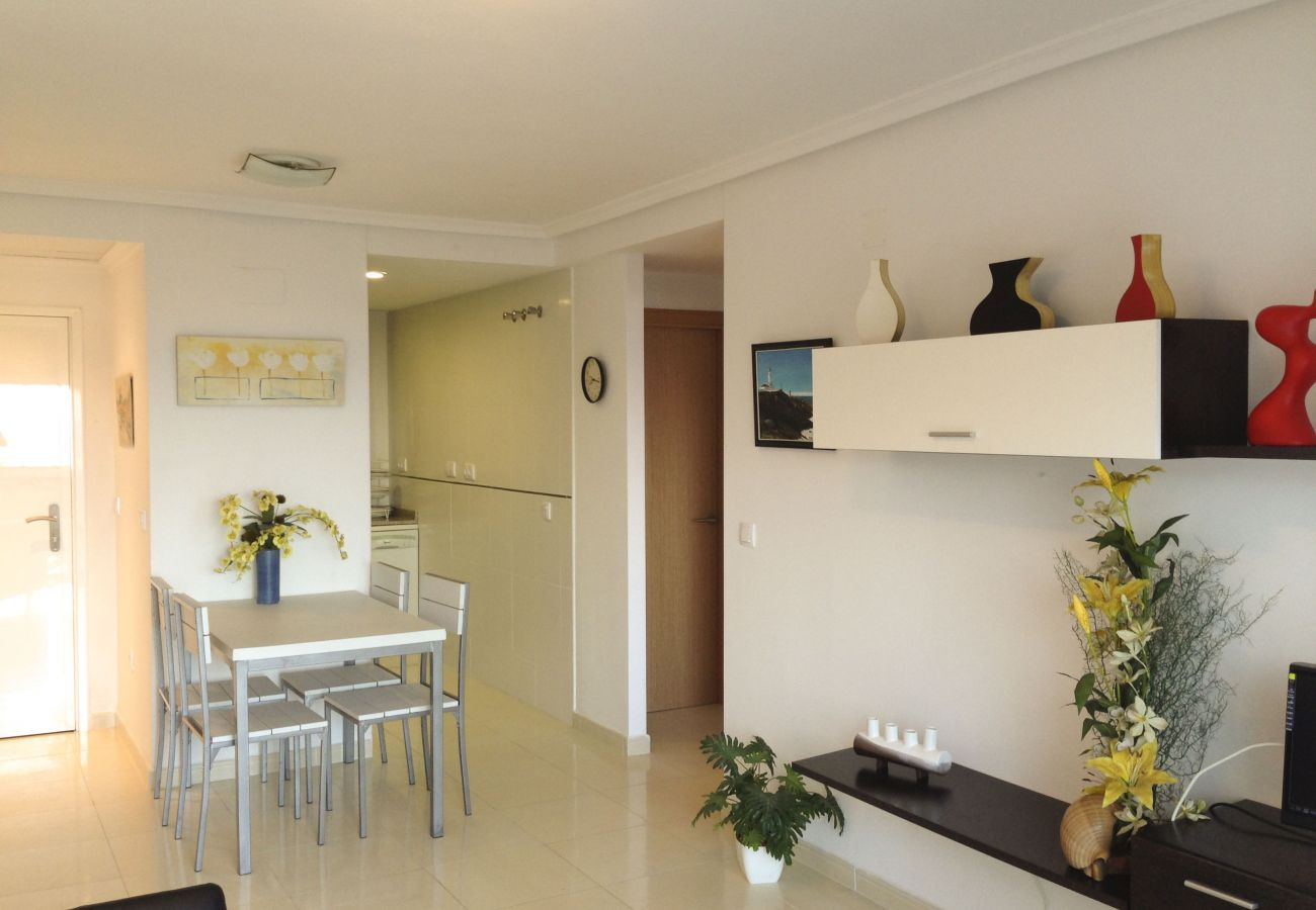 Apartment in Peñiscola - MIRADOR