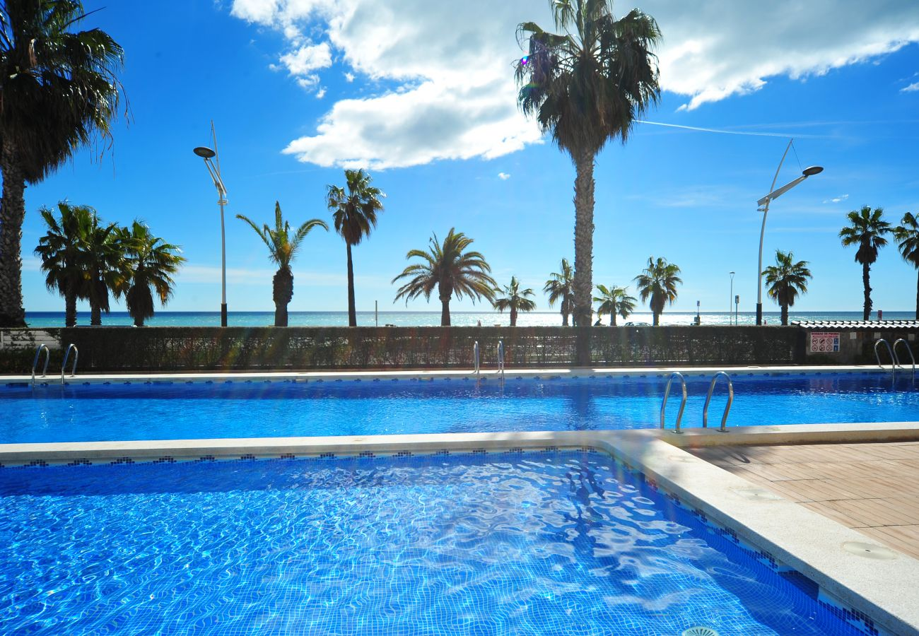 Apartment in Peñiscola - PLAYA NORTE