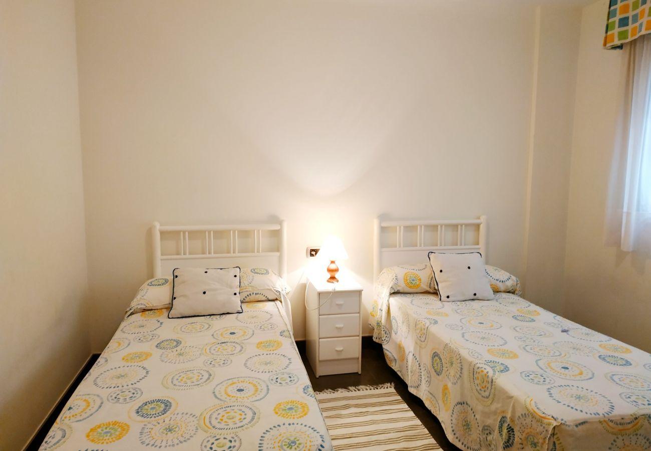 Apartment in Peñiscola - PLAYA NORTE