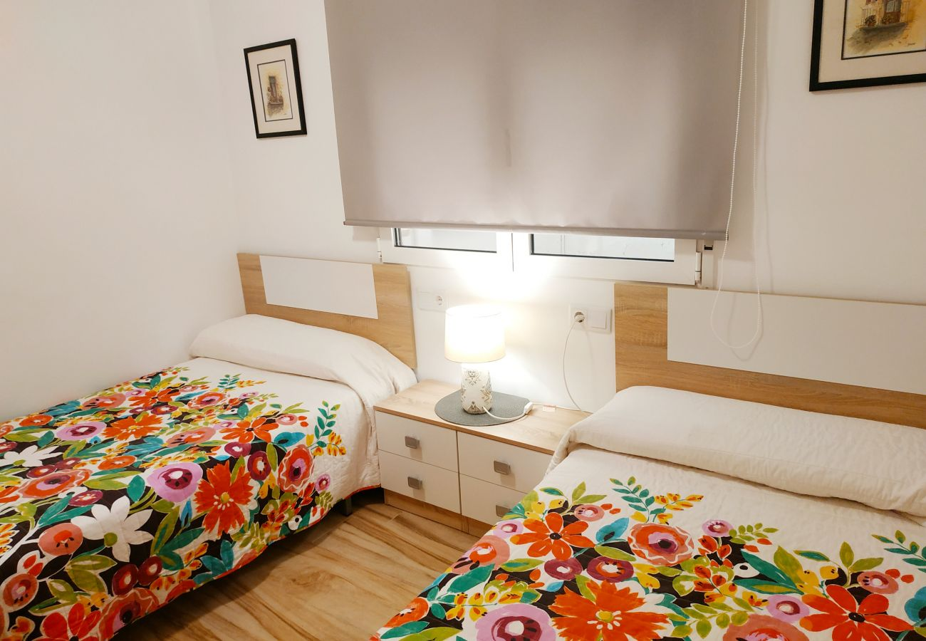 Apartment in Peñiscola - MONEGROS