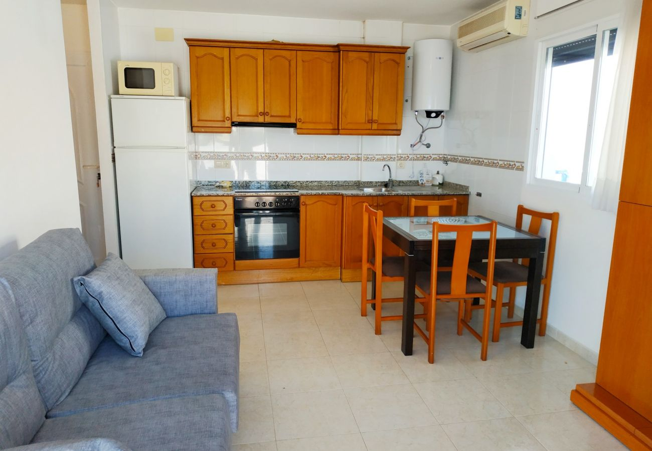 Apartment in Peñiscola - MONTEMAR