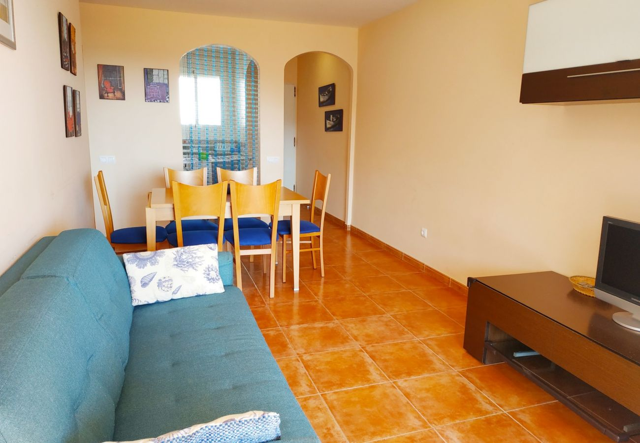 Apartment in Peñiscola - EL CLUB