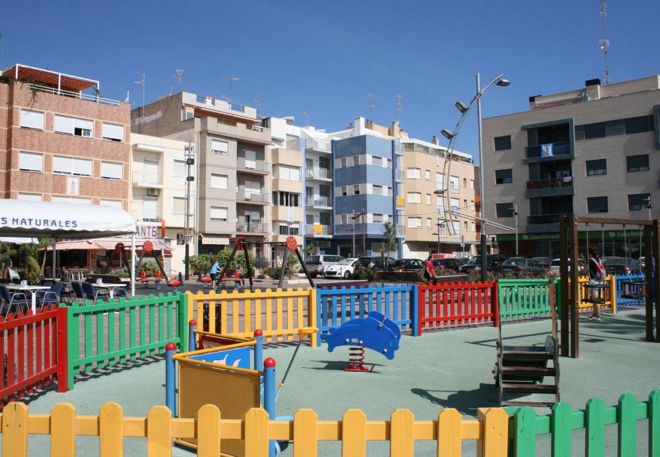 Apartment in Peñiscola - MARAZUL