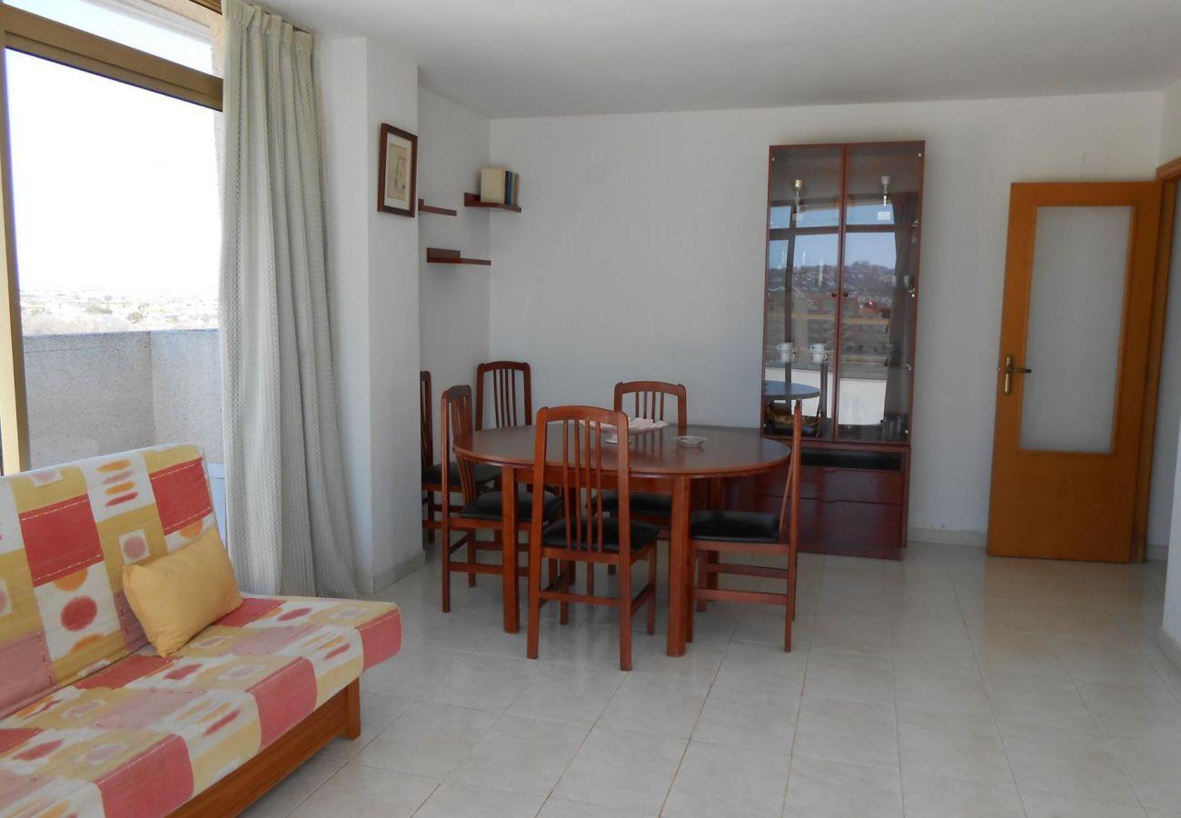 Apartment in Peñiscola - MEDITERRANEO