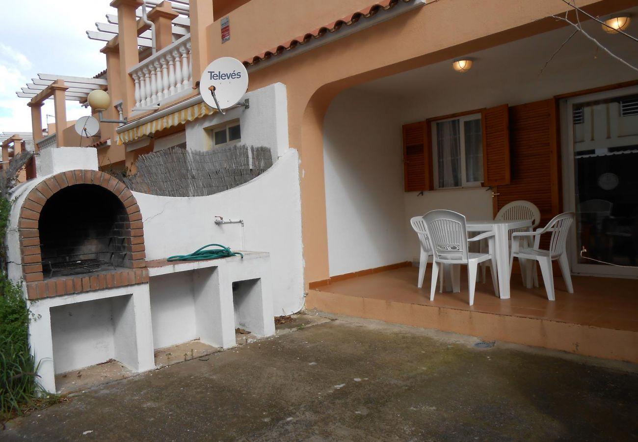 Bungalow à Peñiscola - PERGOLAS