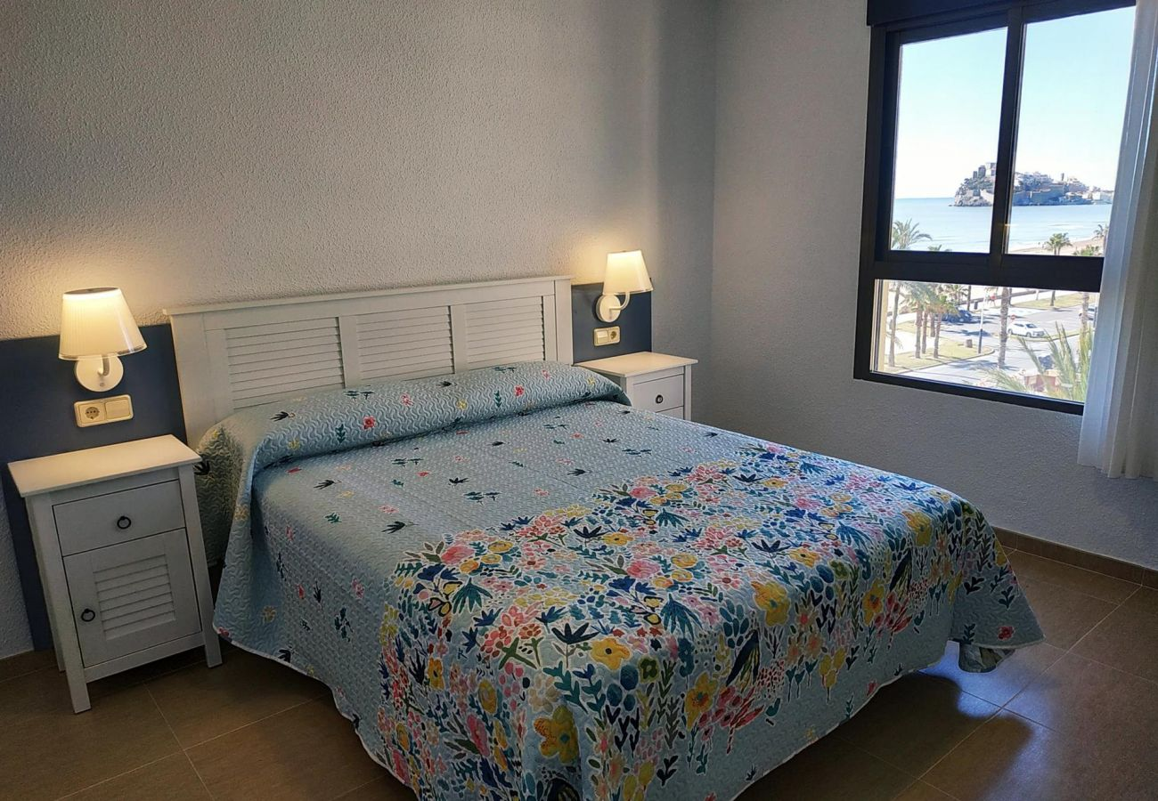 chambre double, front de mer, familiale, neuf