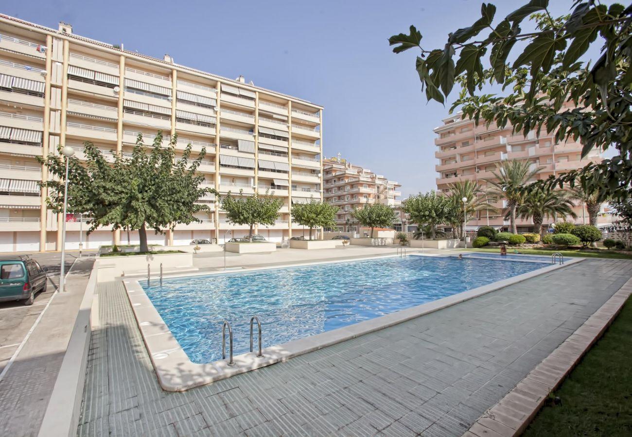 Peñíscola Azahar, piscine, idéale pour les familles, quartier calme, plage