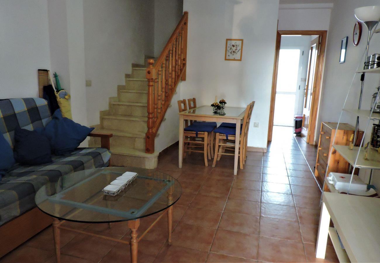 Maison mitoyenne à Peñiscola - LAS VILLAS