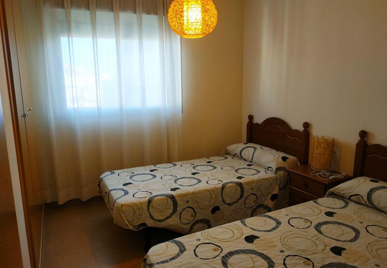 Appartement à Peñiscola - RESIDENCIAL EL CLERO
