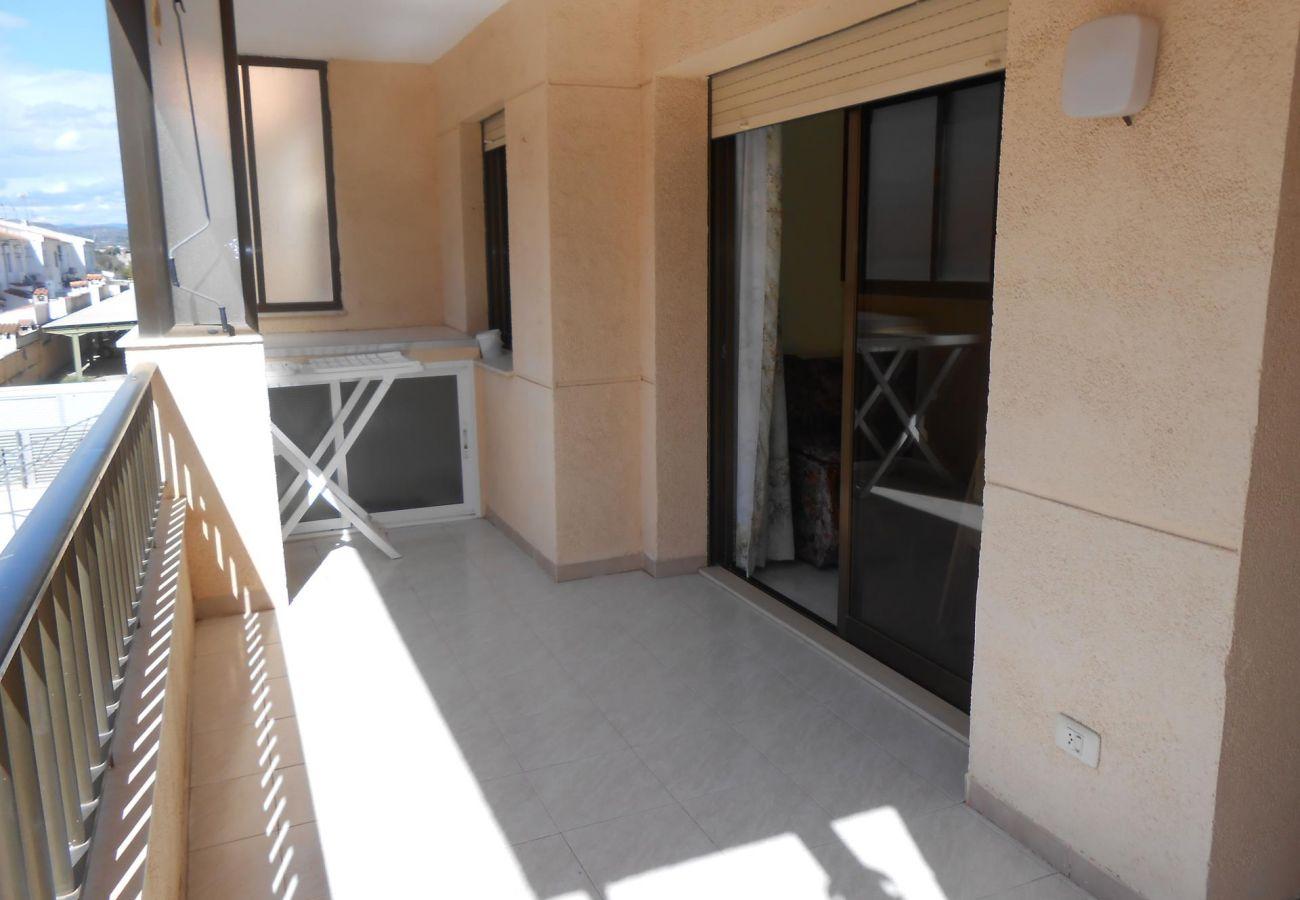 Apartamento en Peñiscola - ALBORAN